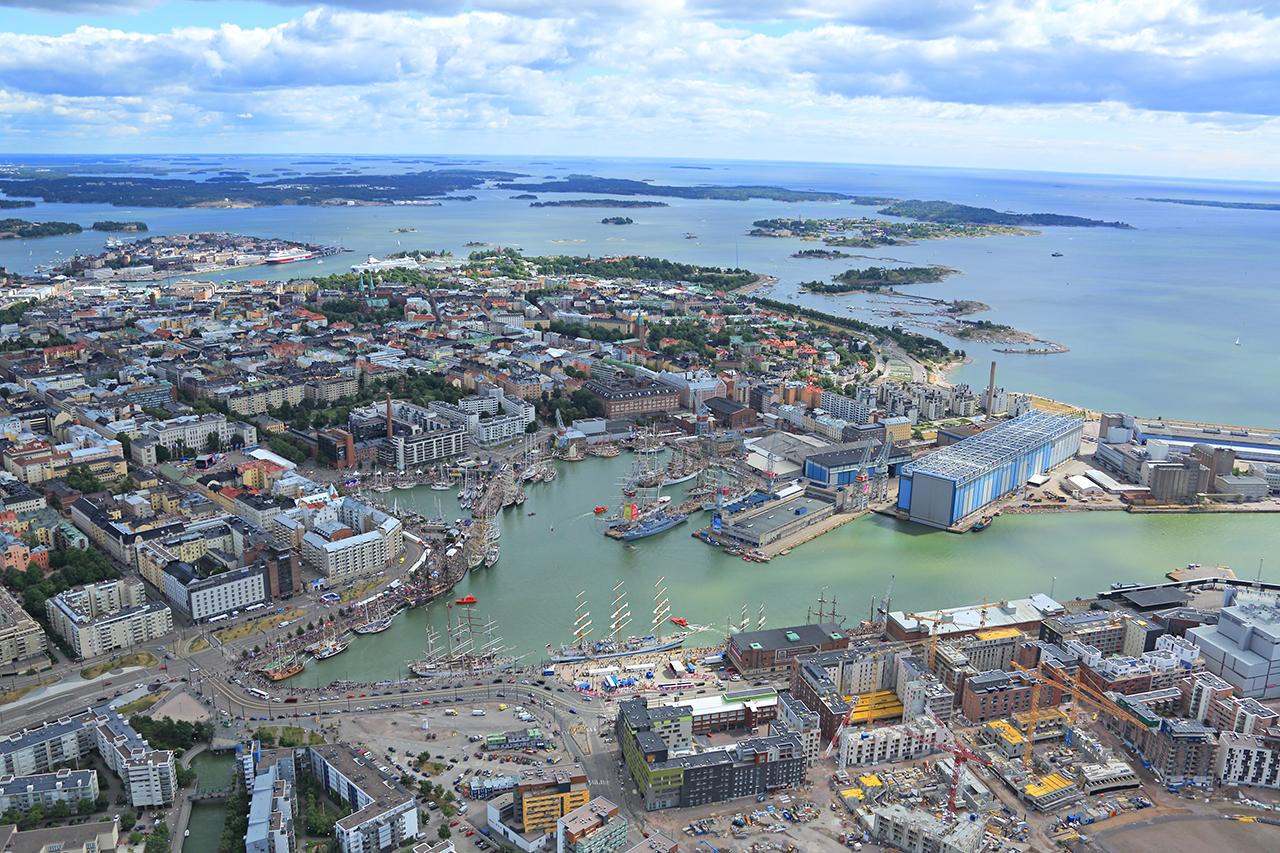 картинка город хельсинки всё это