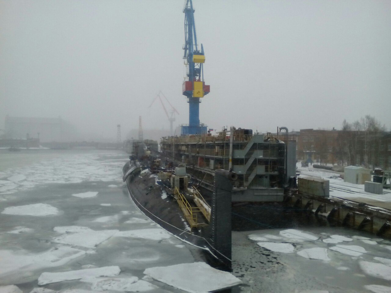 подводная лодка к 561 казань