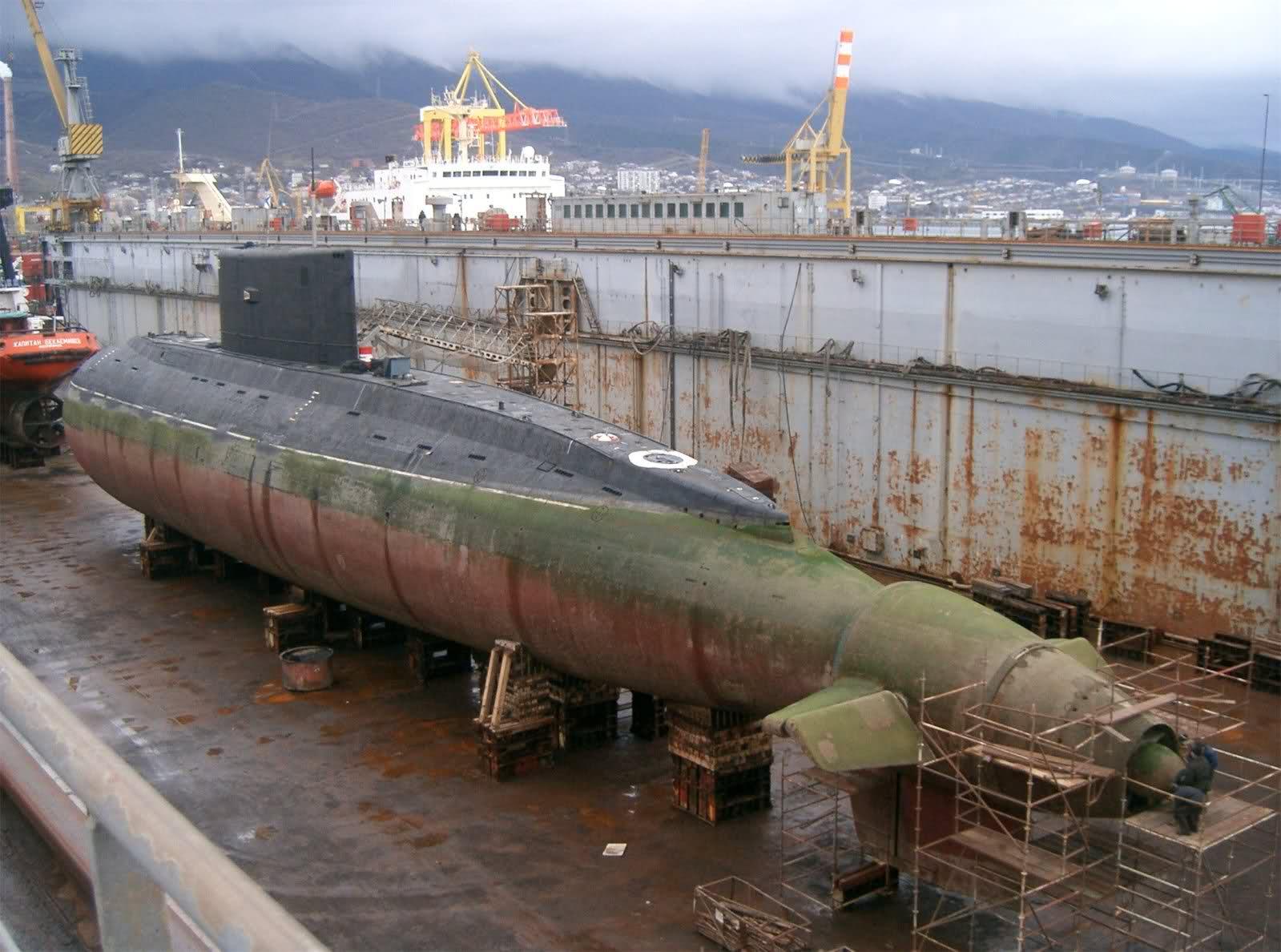 877 проект лодки
