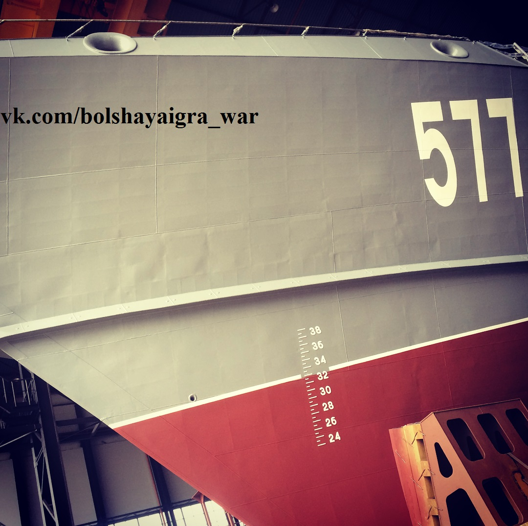 """Project 22800: """"Karakurt"""" class missile ship - Page 13 20-5625401-mrk-tajfun-3"""